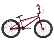 "Stolen 2021 Spade 22"" BMX Bike (22.25"" Toptube) (Metallic Red) 