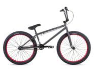 "Stolen 2021 Saint 24"" BMX Bike (21.75"" Toptube) (Matte Raw/Red) | product-related"