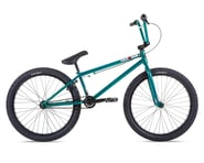 "Stolen 2021 Saint 24"" BMX Bike (21.75"" Toptube) (Chameleon Green) 
