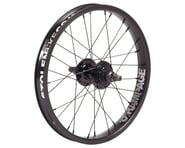 """Stolen Rampage 16"""" Cassette Wheel (Black) 