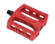 """Stolen Thermalite PC Pedals (Red) (9/16"""") 