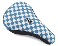 Stolen Fast Times XL Checkerboard Pivotal Seat (Blue/White) | product-related