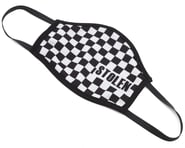 Stolen Fast Times Protective Face Mask (Black/White Checker) (2-Ply) | product-related
