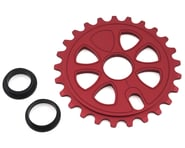 Subrosa Petal Sprocket (Matte Red) | product-related