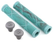 Subrosa Genetic Grips (Nick Bullen) (Teal Drip) (Pair) | product-related