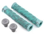 Subrosa Dialed Grips (Teal Drip) (Pair) | product-also-purchased