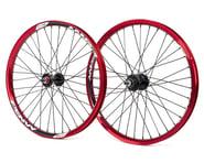 Sun Ringle Sun Envy Cassette Wheel Set (Red)   product-also-purchased
