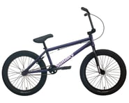 """Sunday 2022 Scout BMX Bike (20.75"""" Toptube) (Matte Trans Purple) 