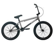 """Sunday 2022 Scout BMX Bike (21"""" Toptube) (Matte Raw) 