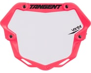 Tangent Ventril 3D Pro Number Plate (Neon Pink) (L) | product-related