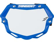 Tangent Mini Ventril 3D Number Plate (Blue/White)   product-also-purchased