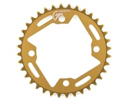Tangent Halo 4-Bolt Chainring (Gold) | product-related
