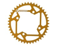 Tangent Halo 4-Bolt Chainring (Gold) (43T)   product-also-purchased