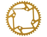 Tangent Halo 4-Bolt Chainring (Gold) (44T)   product-also-purchased
