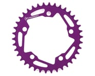 Tangent Halo 5-Bolt Chainring (Purple) (38T) | product-also-purchased