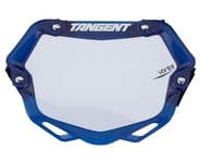 Tangent 3D Ventril Number Plate (Trans Blue) | product-also-purchased