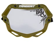 Tangent 3D Ventril Number Plate (Trans Green) | product-also-purchased