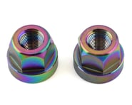 TNT Hub Axle Nuts (Jet Fuel) (2) | product-related