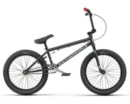 """We The People 2021 CRS BMX Bike (20.25"""" Toptube) (Matte Black) 
