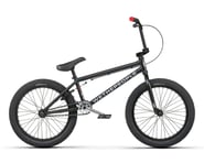 """We The People 2021 CRS FC BMX Bike (20.25"""" Toptube) (Matte Black) 