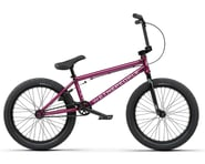 """We The People 2021 CRS FC BMX Bike (20.25"""" Toptube) (Trans Berry Blast) 