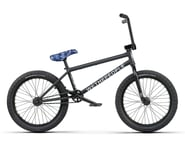 """We The People 2021 Crysis BMX Bike (20.5"""" Toptube) (Matte Black) 
