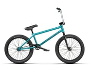 """We The People 2021 Crysis BMX Bike (21"""" Toptube) (Midnight Green) 