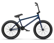"""We The People 2021 Battleship BMX Bike (20.75"""" Toptube) (Abyss Blue) 