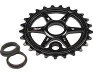 We The People Patrol Sprocket 33t Black 23.8mm Spindle Hole With Adaptors for 19 | product-related