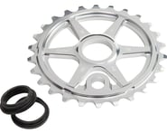 We The People Patrol Sprocket 33t High Polished 23.8mm Spindle Hole With Adaptor | product-related