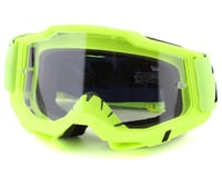 100% Accuri 2 Goggles (Fluo Yellow) (Clear Lens)