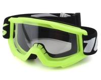 100% Strata Mini Goggles (Fluo Yellow) (Clear Lens)