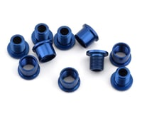 Answer Alloy Chain Ring Bolt Kit (Blue)