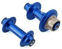 Answer Holeshot Expert Hubset (Blue) (28H)