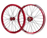 Answer Holeshot Expert Wheelset (Red)