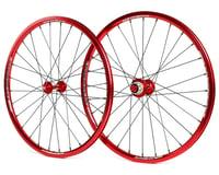 Answer Mini Holeshot Wheelset (Red)