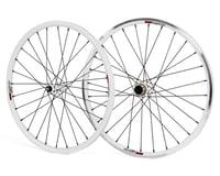 Answer Mini Holeshot Wheelset (White)