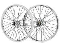 "Answer Pinnacle Pro Wheelset (20"") (White)"