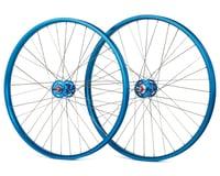 """Black Ops DW1.1 26"""" Wheels (Blue/Silver/Blue)"""