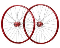 """Black Ops DW1.1 26"""" Wheels (Red/Silver/Red)"""