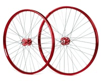 """Black Ops DW1.1 29"""" Wheels (Red/Silver/Red)"""