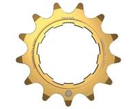 Box Hex Lab Single Speed Titanium Cog (Gold)