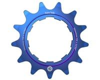 Box Hex Lab Single Speed Titanium Cog (Blue)