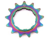 Box Hex Lab Single Speed Titanium Cog (Rainbow)