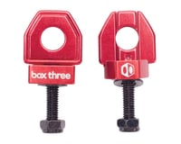 Box Three Chain Tension (Red)