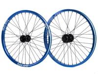 Box Three BMX wheelset (20 x 1.75) (Blue)