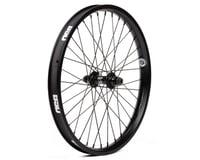 BSD Swerve Aero Pro Front Wheel (Black)