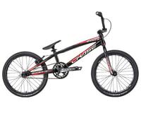 """CHASE 2021 Edge Expert XL BMX Bike (Black/Red) (20"""" Toptube)"""