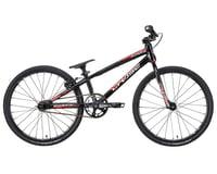 "CHASE 2021 Edge Mini BMX Bike (Black/Red) (17.25"" Toptube)"