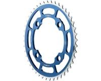 Ciari Corona 4 Bolt Chainring (Blue)